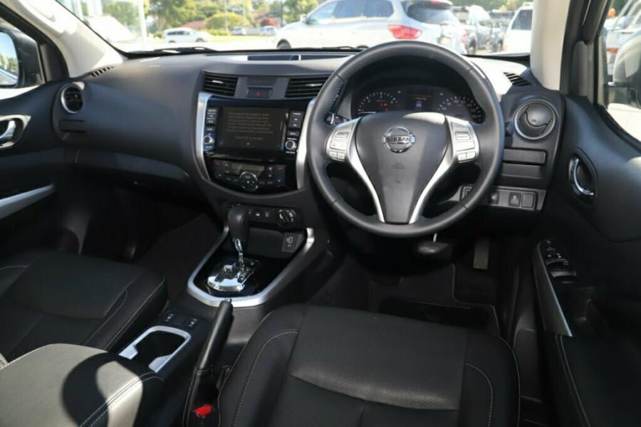 2020 Nissan Navara D23 Series 4 ST-X 4x4 Dual Cab Pickup Utility Image 10