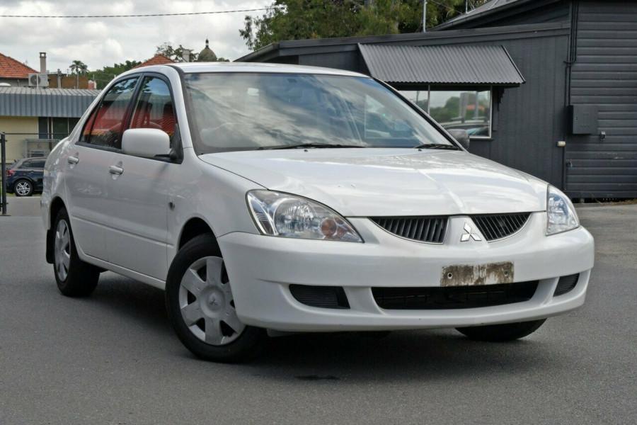 2005 Mitsubishi Lancer CH MY05 LS Sedan
