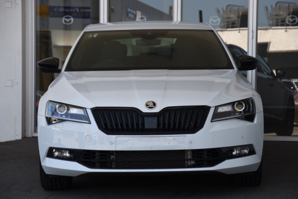 2018 MY18.5 Skoda Superb NP MY18.5 206TSI Sedan Image 2