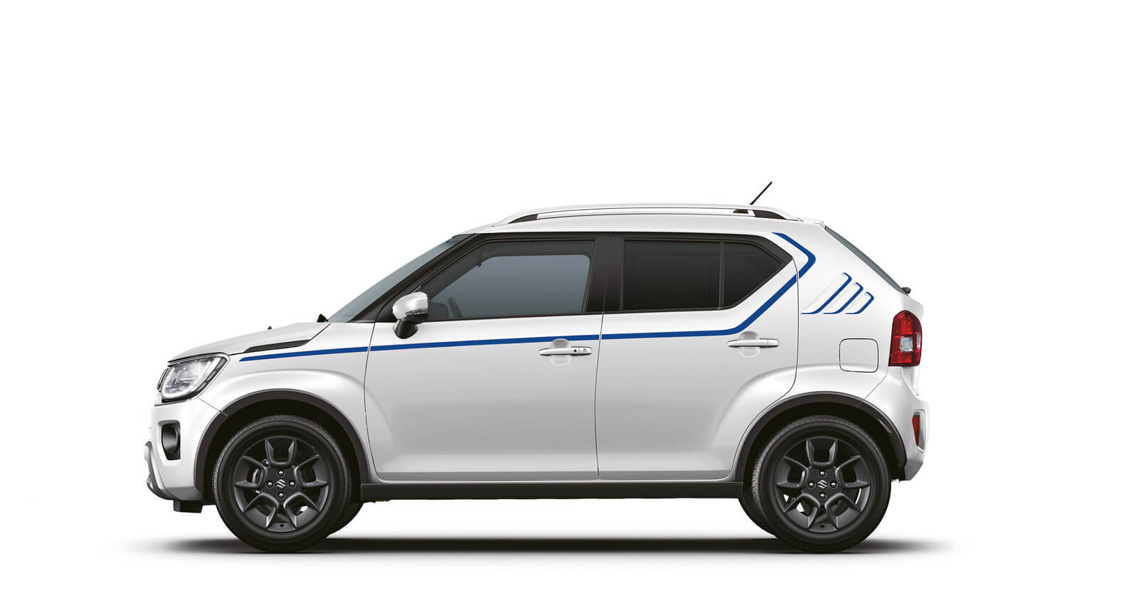 Ignis - Side Body Decal, Blue