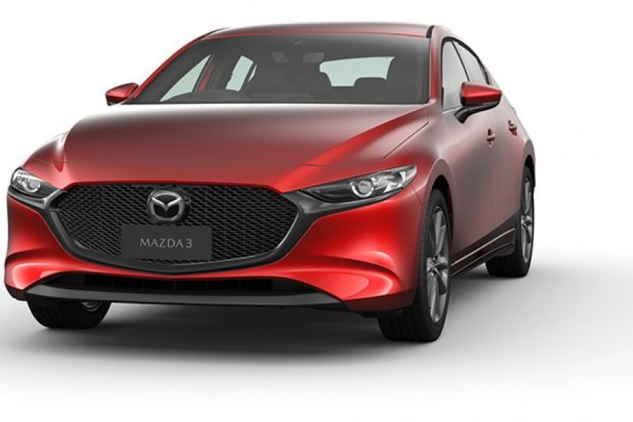 2020 Mazda 3 G20 Touring Hatch