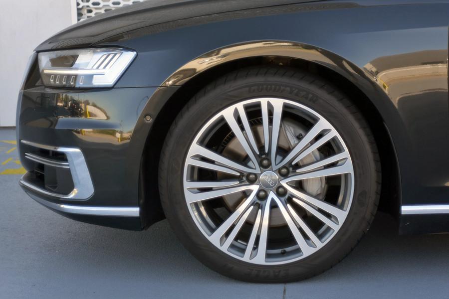 2018 Audi A8 4N MY18 50 TDI Sedan Mobile Image 5