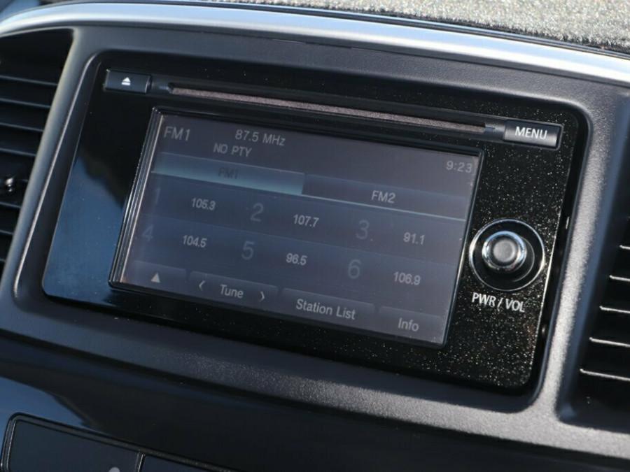 2013 MY14 Mitsubishi Lancer CJ LX Sportback Hatchback