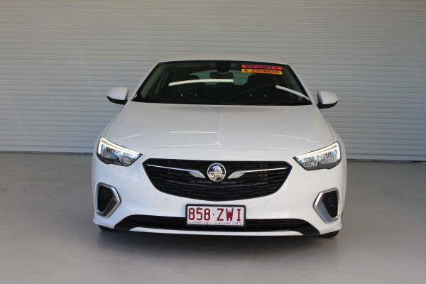 2018 Holden Commodore ZB MY18 RS Image 3
