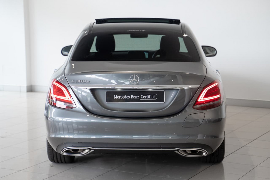 2019 Mercedes-Benz C-class C300 e