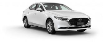 2020 Mazda 3 BP G20 Pure Sedan Sedan image 6