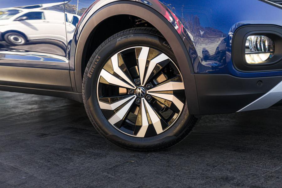 2021 Volkswagen T-Cross CityLife Black 1.0L T/P 7Spd DSG Wagon