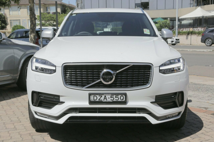 2018 MY19 Volvo XC90 L Series T6 Geartronic AWD R-Design Wagon