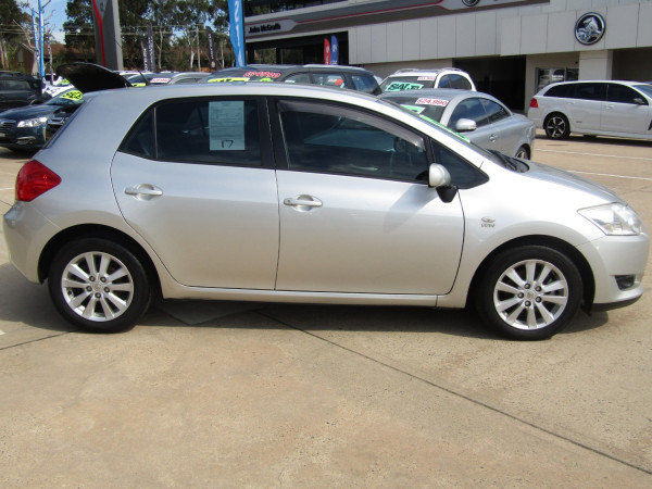 2009 Toyota Corolla ZRE152R Conquest Hatchback