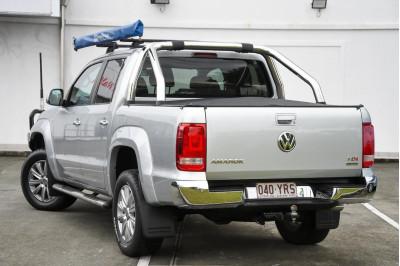 2016 Volkswagen Amarok 2H MY16 TDI420 Highline Utility Image 2