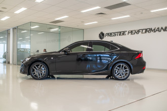 2016 Lexus Is GSE31R 350 F Sport Sedan Image 5