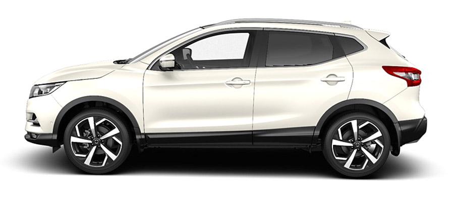 2019 MY0  Nissan QASHQAI J11 Series 3 Ti Hatchback