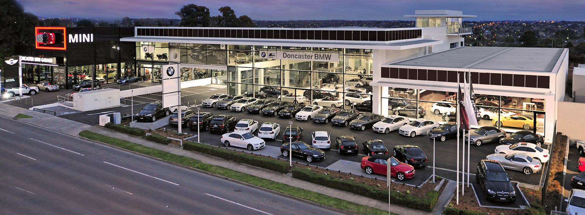 Doncaster BMW Melbourne