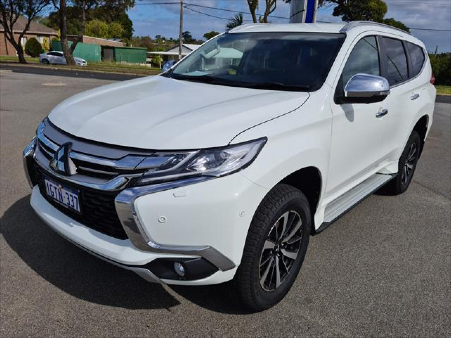 2019 Mitsubishi Pajero Sport Exceed for sale - Albany ...