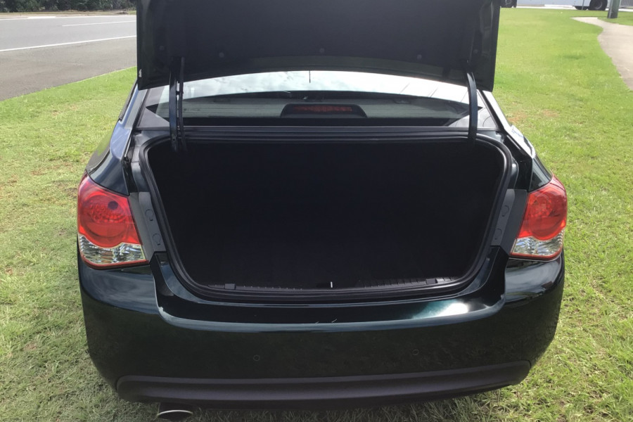 2013 Holden Cruze JH Series II  SRi Hatchback