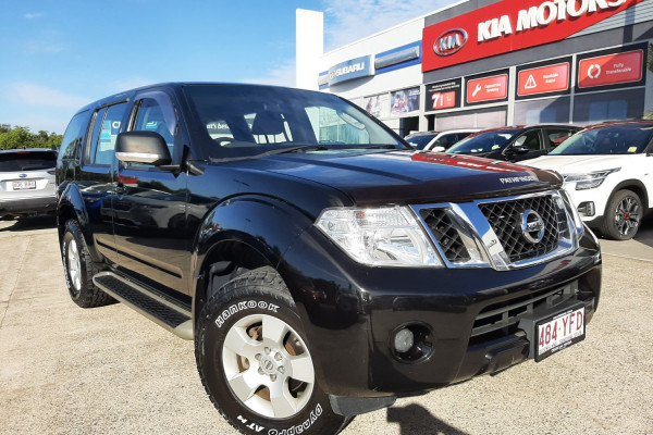 2011 MY10 Nissan Pathfinder R51  ST Suv