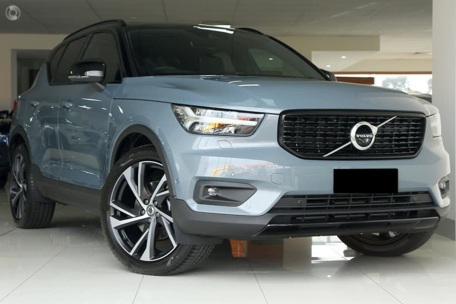2019 MY20 Volvo Xc40 (No Series) MY20 T5 R-Design Suv Mobile Image 1