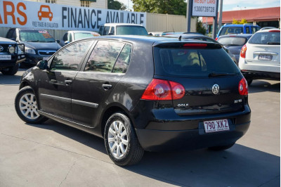 2007 Volkswagen Golf V MY08 Comfortline Hatchback Image 4