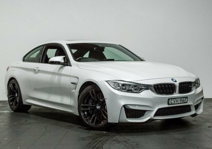 2014 BMW M4 F82 M-DCT Coupe