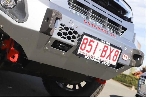 2020 MY21 Isuzu UTE D-MAX RG LS-U 4x4 Crew Cab Ute Utility Image 2