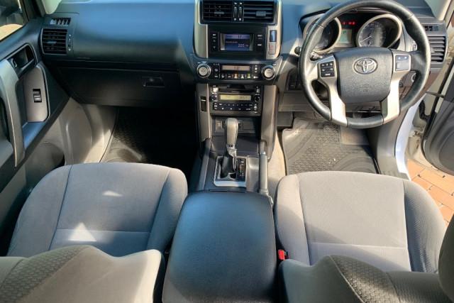 2013 Toyota Landcruiser Prado KDJ150R Suv Image 2