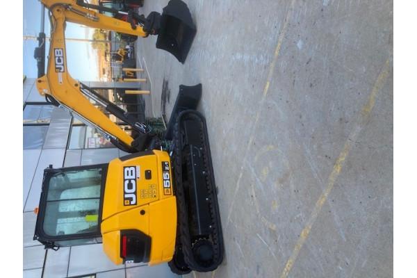 2020 JCB 55Z-1 DC Excavators Image 3