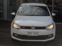 2011 Volkswagen Polo 6R MY11 GTI Hatchback Image 3