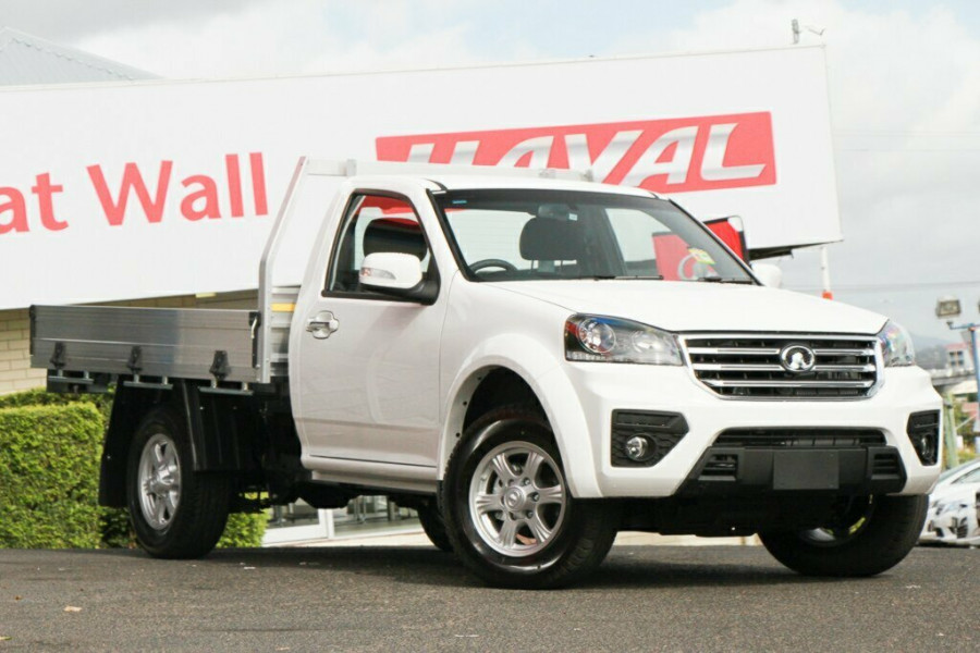 2019 MY18 Great Wall Steed K2 Steed Single Cab Cab chassis
