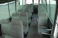 2011 Toyota Coaster XZB50R Bus