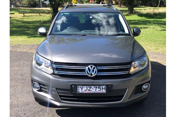 2015 Volkswagen Tiguan 5N 132TSI Suv Image 3