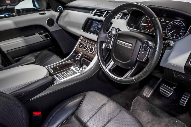 2016 Land Rover Range Rover Sport L494 MY16.5 SDV6 HSE Dynamic Suv Image 6