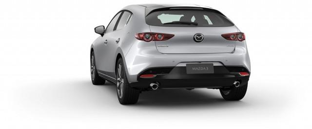 2021 Mazda 3 BP G25 Evolve Hatchback Mobile Image 16