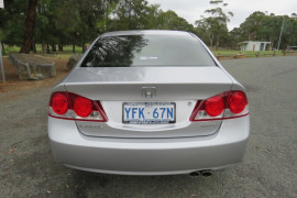 2007 Honda Civic 8th Gen  Sport Sedan