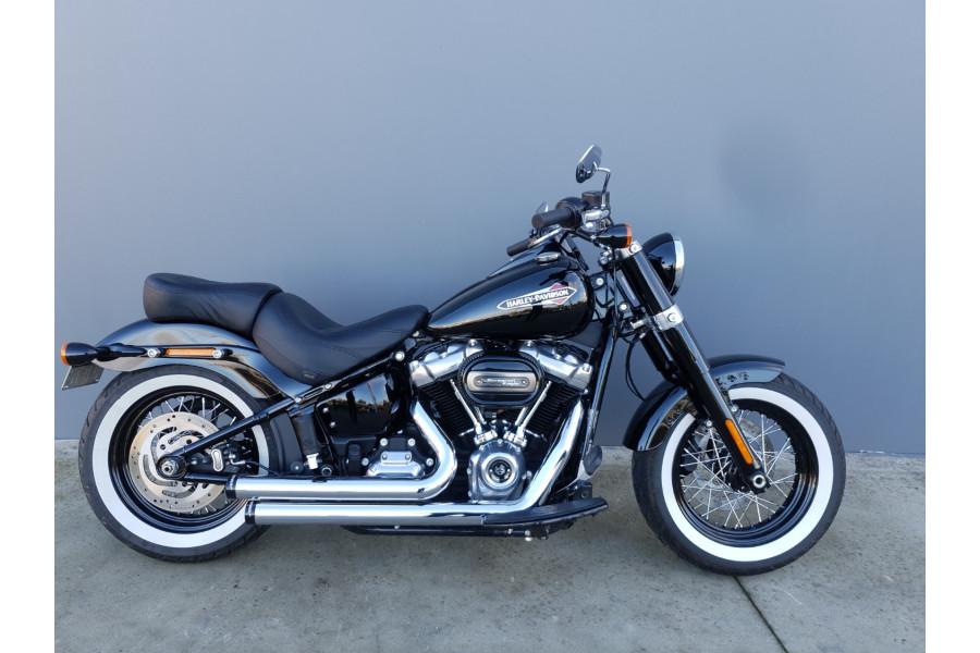 2019 Harley Davidson Softail Slim 107 FLSL Motorcycle