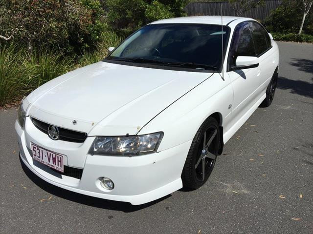 2006 Holden Commodore VZ  SV6 Sedan