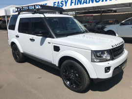 Land Rover Discovery SDV6 HSE Series 4
