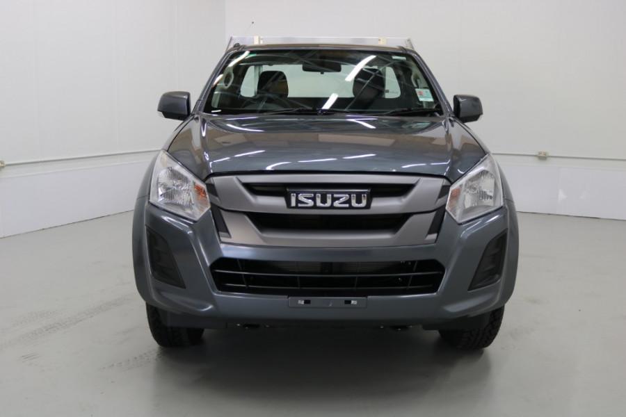 2019 Isuzu UTE D-MAX IO SX Single Cab Chassis 4x4 Cab chassis
