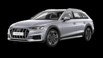 New Audi A4 allroad quattro