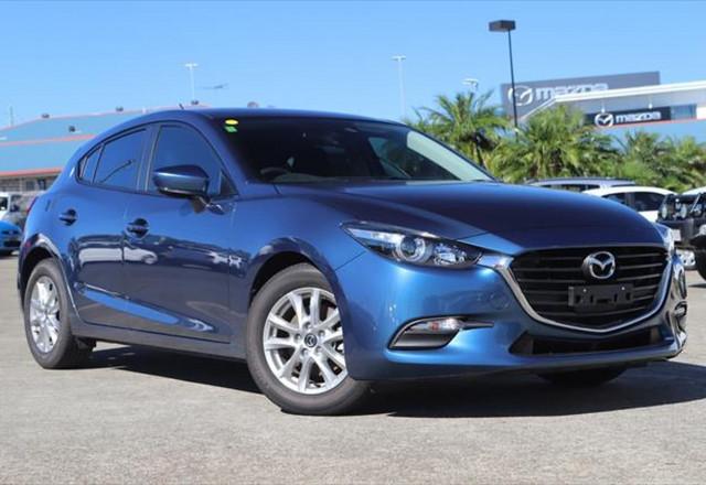 2018 Mazda 3 BN Series Neo Sport Hatchback