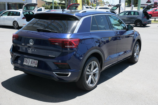 2020 Volkswagen T-Roc T-Roc Sport Wagon Image 3