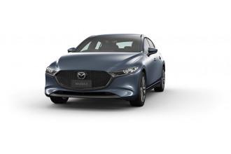 2021 Mazda 3 BP G25 GT Hatchback Image 3