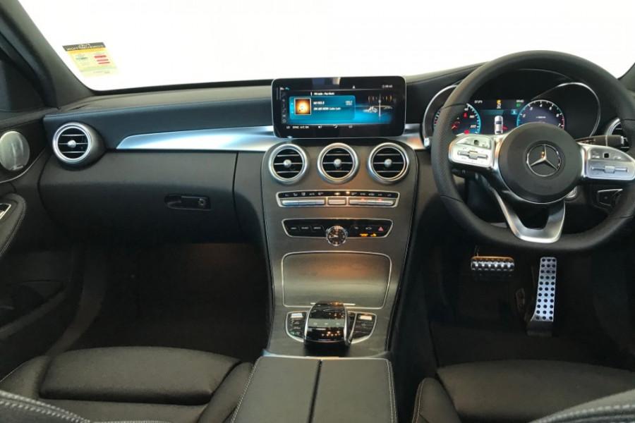 2019 Mercedes-Benz C-class W205 809MY C300 Sedan Image 7