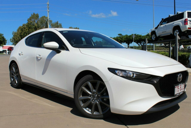 2020 Mazda 3 BP G20 Touring Hatch Hatchback