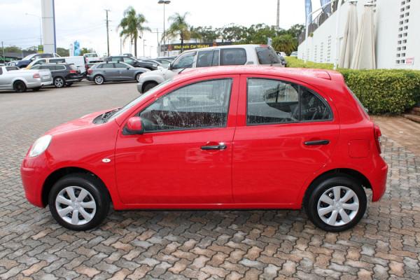 2012 Nissan Micra K13 ST Hatchback Image 4