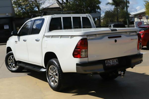 2017 Toyota Hilux GUN136R SR Double Cab 4x2 Hi-Rider Utility