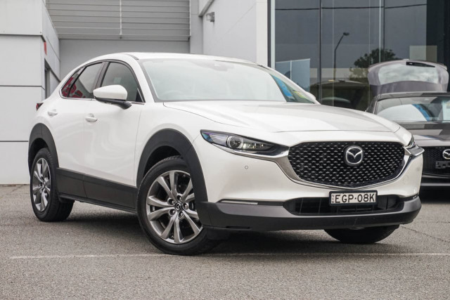 2019 MY20 Mazda CX-30 DM Series G25 Astina Wagon