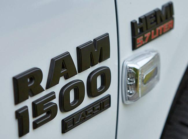 1500 Express V8 Hemi Crew Cab Best in-class power