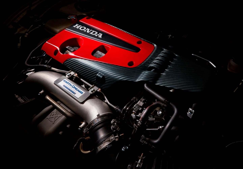 Civic Hatch Type R 2.0-Litre VTEC Turbocharged Engine