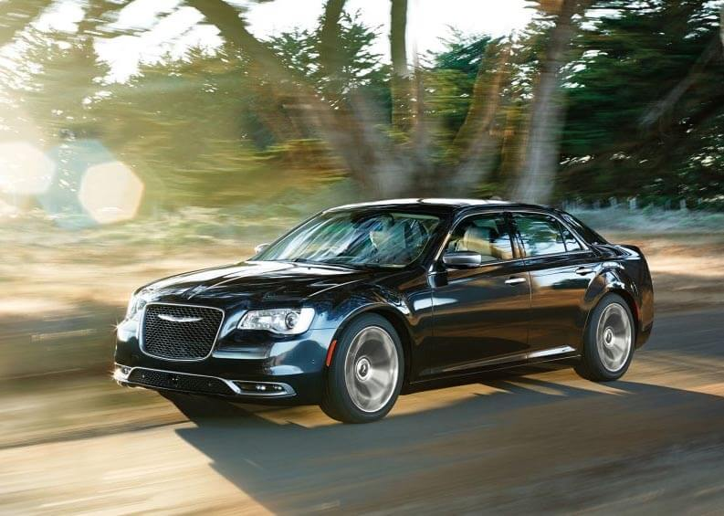 my18 chrysler 300c luxury