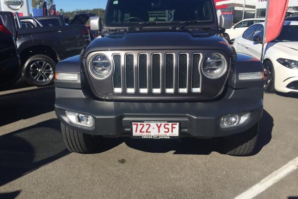 2018 MY19 Jeep Wrangler JL Overland Suv